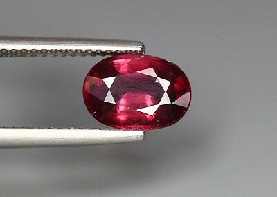 2.14 Cts_Rare Collection_100 % Natural Purplish Pink Rhodolite Garnet_Sri Lanka