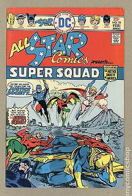 All Star Comics (1940-1978) #58 FN 6.0