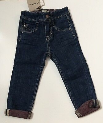 Burberry Jeans 👖 For Baby 18 Months