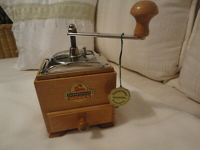 "very,very nice,rare german mocca coffee grinder ""R.Z."", Robert Zassenhaus,"