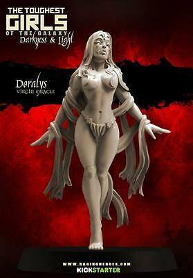 AoS Character model from Raging Heroes - Doralys - Sister