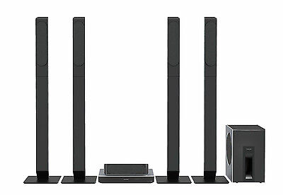 Panasonic SC-BTT885EBS Smart Bluray Home Cinema System 5.1Ch 1200W 4K Upscaling