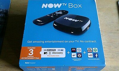 NOW TV Box Digital HD Media Streamer