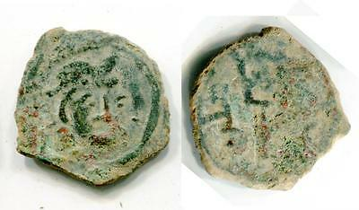 (9388)Chach, Unknown ruler 7-8 Ct AD, Sh&K #219