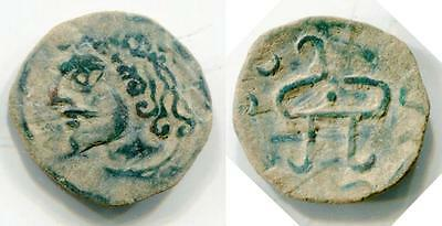 (9225)Chach, Unknown Ruler, 3-5 Ct AD