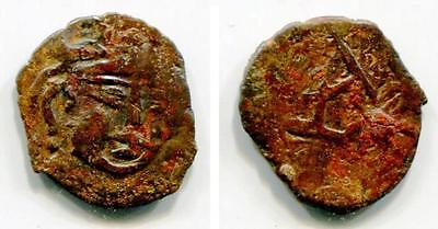 (9949)Chach, Unknown ruler 7-8 Ct AD, Sh&K #270