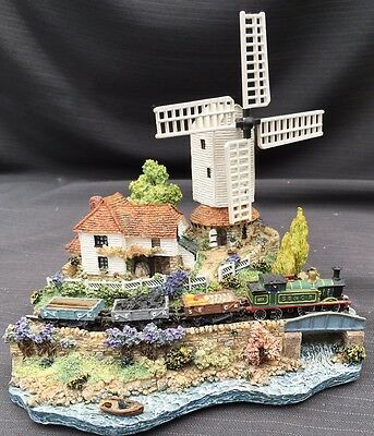 Danbury Mint - The Windmill Line - Country Lines Collection