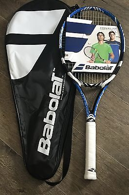 "Babolat Drive Lite S Tennis Racket Grip Size No3 (4 & 3/8"") Brand New"