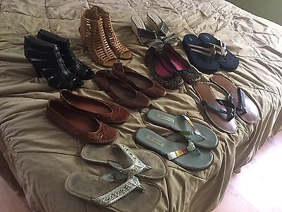 Lot of Shoes - Sizes 8-9