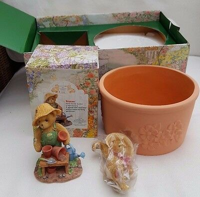 """Cherished Teddies Collectors Club """"Welcome to the club that you'll grow to love"""""""