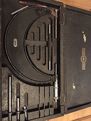 moore and wright micrometer 2-6 Inch