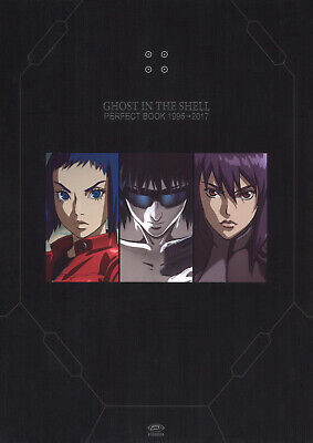Ghost in the shell. Perfect book 1995-2017 - Shirow Masamune