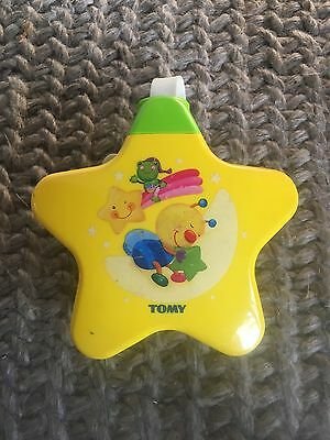 Tomy Light And Sound Night show Projector Baby Music