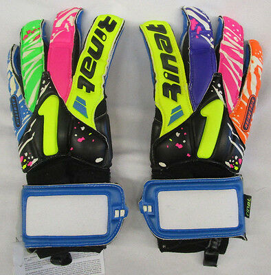 New Rinat Uno Classico Pro Goalkeeper Soccer Gloves, New Size 8 Socce Goalie