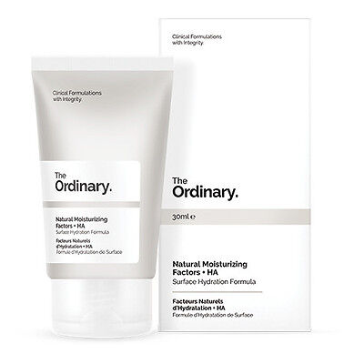 NEW The Ordinary Natural Moisturizing Factors + HA 30ml Womens Skin Care