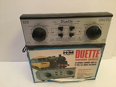 H&M Duette Twin Track Controller