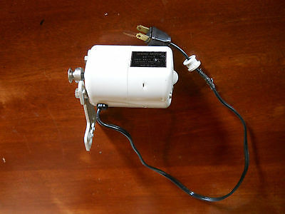 Brother Sewing Machine Motor - Made in Japan - 1.05 amps Works Good