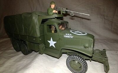 Forces Of Valor Unimax, WWII GMC 2.5ton cargo truck 80055