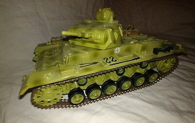 21st Century Toys 2002 1/32 Panther tank WW2 Ultimate Soldier 1:32