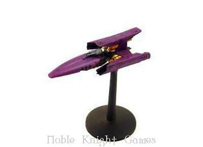Mongoose Babylon 5 Call to Arms Centauri Mini Kutai Gunship Pack MINT