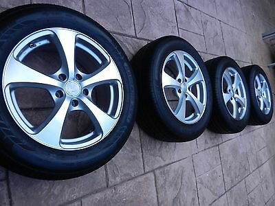 Mag Wheels And Tyres 17 Inch Nissan Elgrand /ford