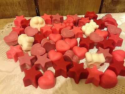 Handmade STRONGLY SCENTED 100% Soy Wax melts *Bubblegum*FRAGRANCE*35 pack BULK