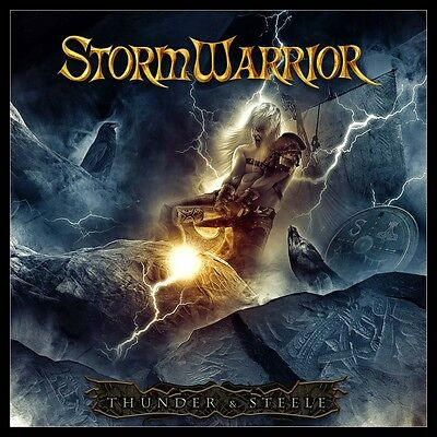 STORMWARRIOR - Thunder & Steele - Gatefold-Vinyl-LP - 300825