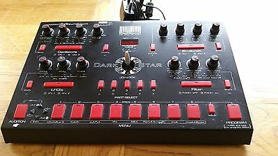 Red Sound Darkstar Classic British Analog Synthesiser