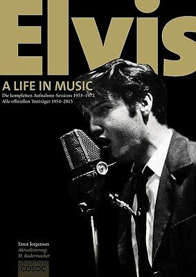 ELVIS PRESLEY - Buch - A Life In Music