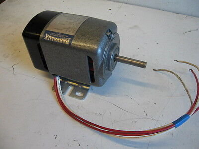 Parvalux electric motor