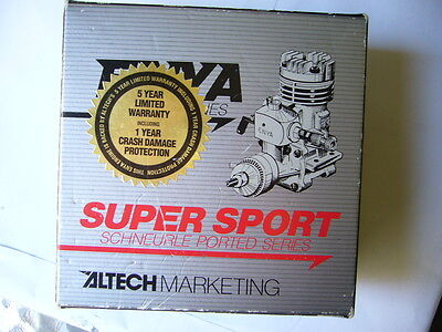 ENYA SS 25 ALtech  STUNT ENGINE  NIB