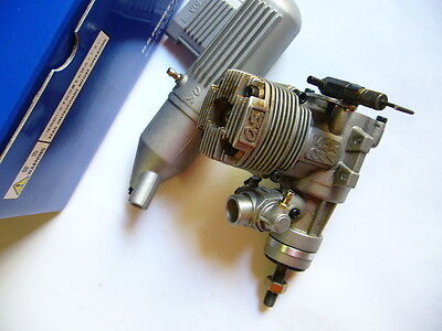 OS  Max-.46AX R/C Model Airplane Engine ,low running time