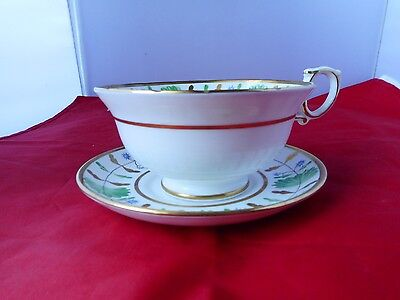 HAMMERSLEY BONE CHINA CUP(11cms diameter) and SAUCER
