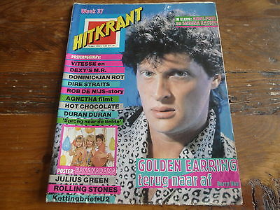 Hitkrant 1982: Golden Earring/Abba/Dire Straits/Duran/Bananarama/Sheena Easton