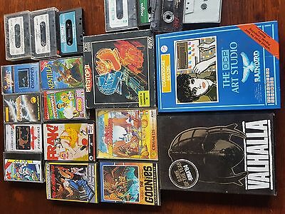 Commodore 64 Bulk Lot 16 Games