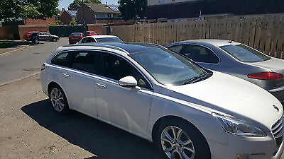 Peugeot 508 Active SW HDI