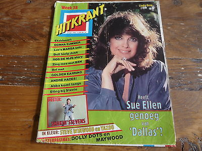 Hitkrant 1982: Dallas/Dolly Dots/Donna Summer/Yazzoo/Abba/Andre Hazes/Maywood