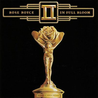 Rose Royce - In Full Bloom   180 Gram Vinyl LP   New & Sealed
