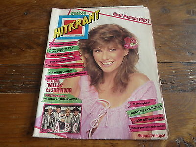 Hitkrant 1982: Dallas / Abba / ABC / Risque / Beatles / Earring / Survivor