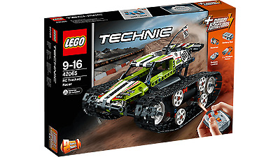 LEGO TECHNIC 42065 RC TRACKED RACER with REMOTE CONTROL Brand New & Sealed
