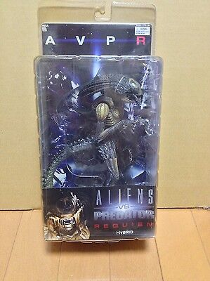 Neca Aliens Vs Predator Requiem Hybrid Action Figure