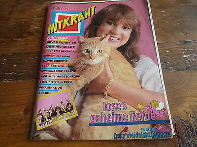Hitkrant 1982: Luv' / Dolly Dots / Beatles / Dire Straits / Bryan Ferry / Grant