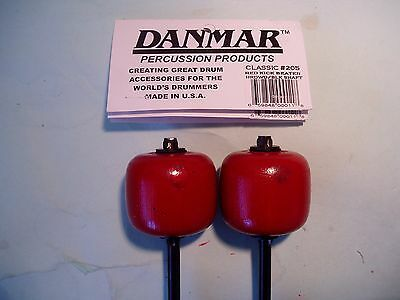 Danmar bass drum beaters