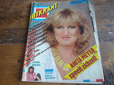 Hitkrant 1982: Anita Meyer / Abba / Dallas / Motorhead / Imagination / Warwick