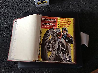 motorcycle mechanics magazine complete 1968 and 1969 Collection