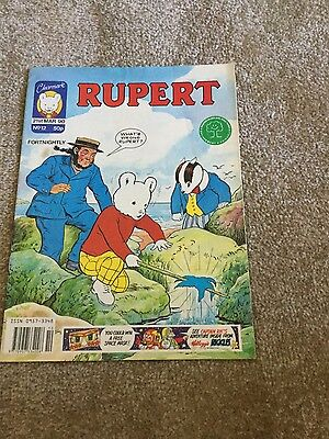 Rubert – The Daily Express