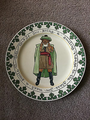 Royal Doulton Country Sayings Series Collector Plate (1931 - 1932) Very Rare