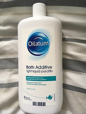 Oilatum Bath Additive 600ml Brand New