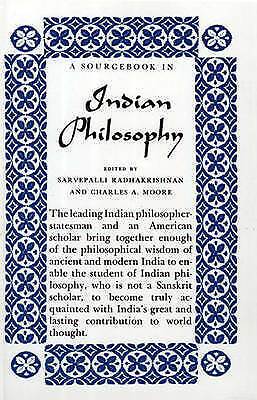 A Source Book in Indian Philosophy (Princeton Paperbacks), Good Condition Book,