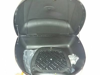 universal 65L motorcycle top box casa back real luggage XXL Large